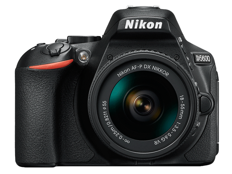 Nikon D5600 Aparat Foto DSLR DX 24.2MP